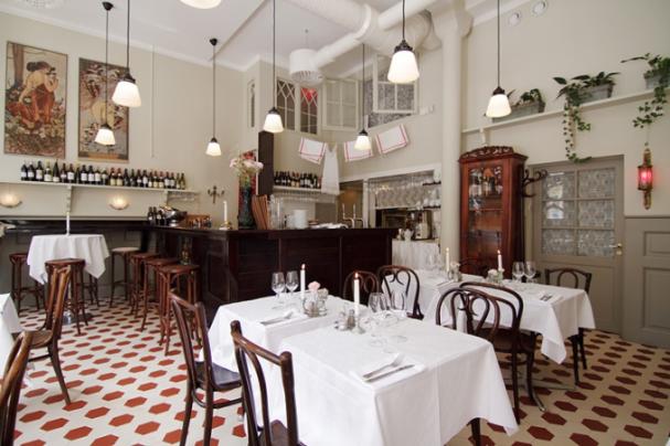 delikatessen bistro bar stockholm