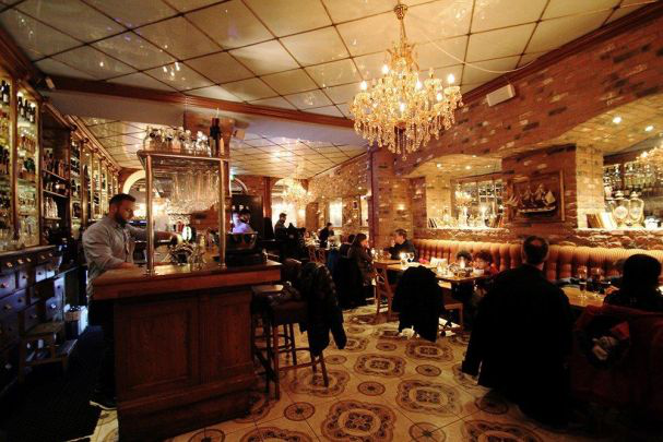 tre valv restaurang stockholm